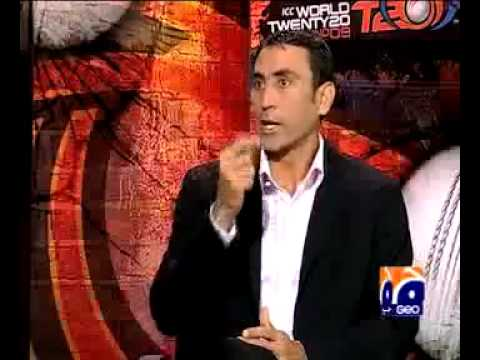 Exclusive Interview With Younis Khan Part 1 of Part 5