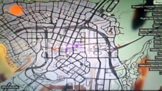 GTA5 Car locations mission row,pillbox hills, rock