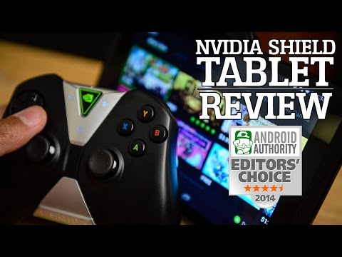 NVIDIA Shield Tablet Review - the tablet we