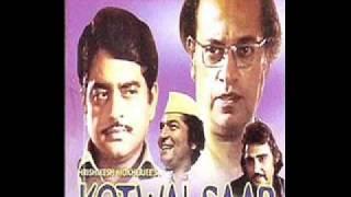 Saathi Re Bhool Na Jana Mera Pyar(Asha Bhonsle ) -Kotwal Saab.