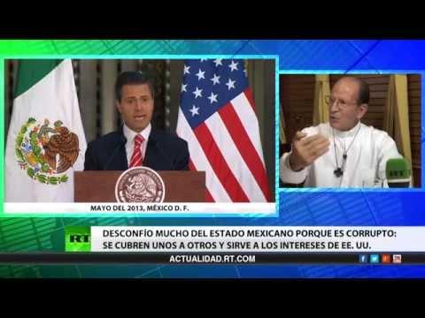 """""""México es el padre de la impunidad: no tiene credibilidad y sirve a los intereses de EE.UU."""""""