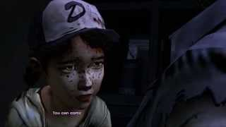 The Walking Dead (Telltale Game) - Ending and Post-Credits Scene (1080p)