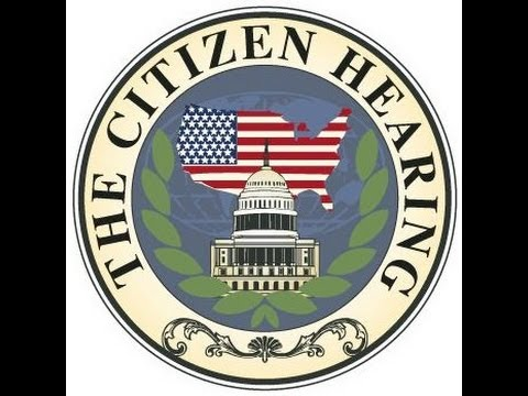 Citizen Hearing On Disclosure Session 1