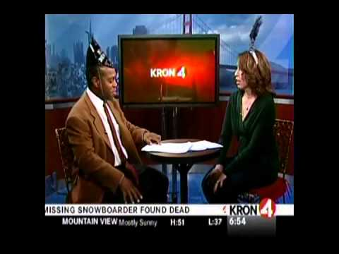 Jill Bourque on KRON TV