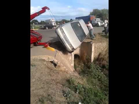 Accidente en carretera internacional (guasave, Sin