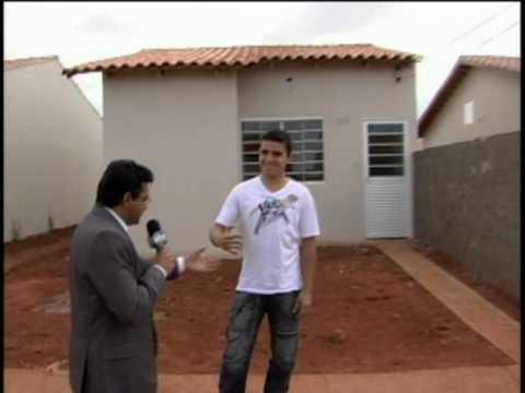 Conjunto habitacional está pronto mas obras estão embargadas em Araguari