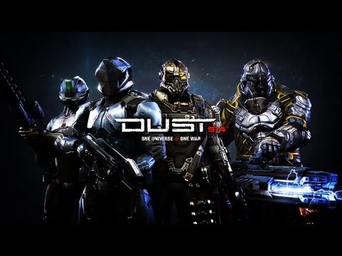 Dust 514 | Online Gameplay | Beta Walkthrough | #1