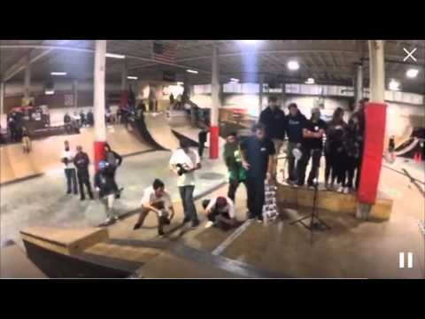 World Industries New England Am  Best Trick