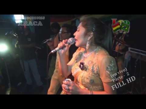 Yarita Lizeth Quispe Yanarico y sus Amigos  -    Madre  (en vivo S. P. Brasil)  FULL HD  4ta llegada