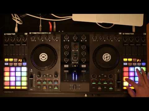 Native Instruments Traktor Kontrol F1 Kontrol S2 Traktor Remix Decks DJ Set 2