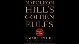 NAPOLEON HILL-10 GOLDEN RULES-Video 2-Mastermind Principles