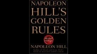 NAPOLEON HILL-10 GOLDEN RULES-Video 2-Mastermind Principles