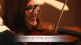 Watch What Happens When A Fiddle Player Is Handed A Stradivarius