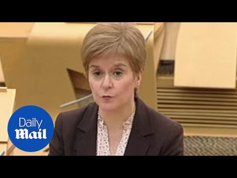 Nicola Sturgeon's speech in full: Alcohol ban indoors and 6pm curfew set