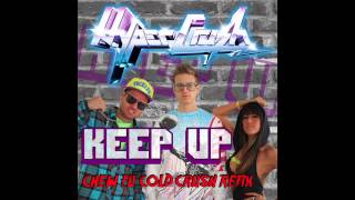 HYPER CRUSH   KEEP UP Chew Fu Cold Crush Refix
