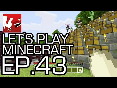 Let's Play Minecraft Episode 43 - Thunderdome