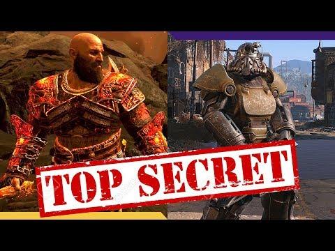 10 secret levels hidden in your favorite games