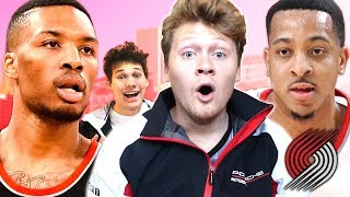 MOST DIFFICULT TEAM YET! PORTLAND TRAIL BLAZERS REBUILD ft. JESSER! NBA 2K19