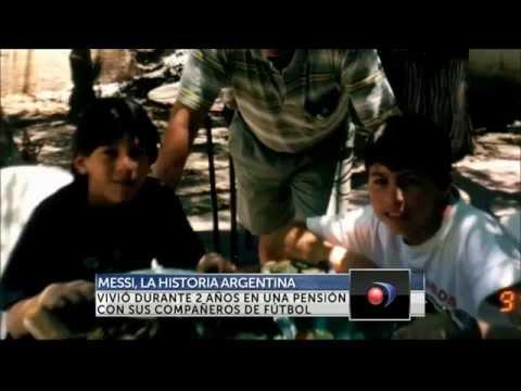 MESSI LA HISTORIA ARGENTINA COMPLETO