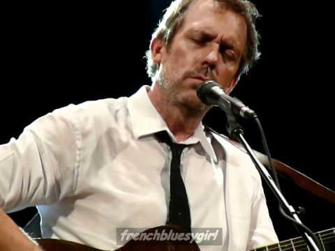 Hugh Laurie - The Whale Has Swallowed Me (JB Lenoir) - Live Le Trianon Paris - 11/05/2011