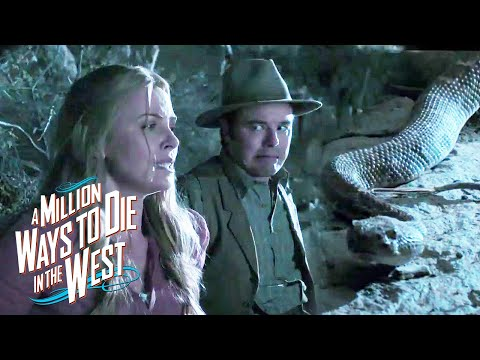 A Million Ways To Die in the West - Snake - Own it Now on Blu-ray & DVD