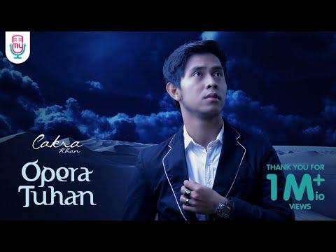 Cakra Khan - Opera Tuhan (Official Lyric Video)