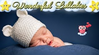 Brand-New Super Relaxing Baby Lullabies Collection ♥ Bedtime Sleep Music ♫ Good Night Sweet Dreams