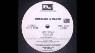 Watch Timbaland  Magoo Luv 2 Luv U video