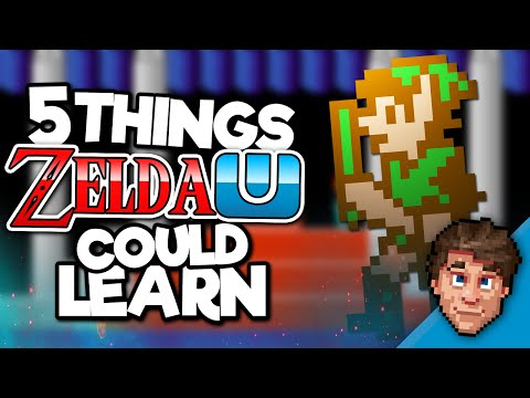 5 Things Zelda U could learn from Adventure of Link (Zelda 2)