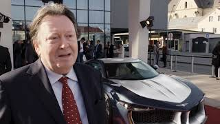 Hispano Suiza - Maguari HS1 GTC Interview in Villach - 2019