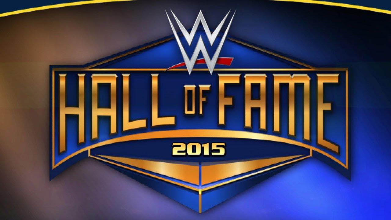 Wwe Jbl 2015 2015 Wwe Hall of Fame Report