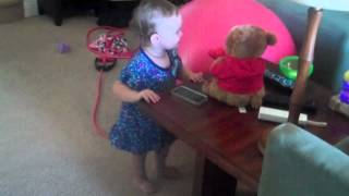 Baby Dances to LMFAO