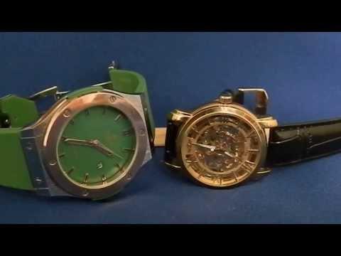 Видео как правильно выбрать часы