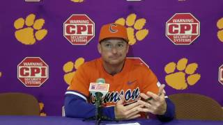 TigerNet.com - Monte Lee post Elon game 1