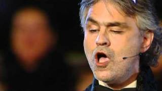 Watch Andrea Bocelli O