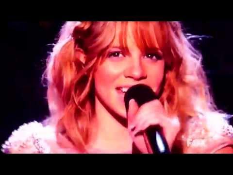 Drew Ryniewicz sings Nelly Just a Dream X Factor USA 2011