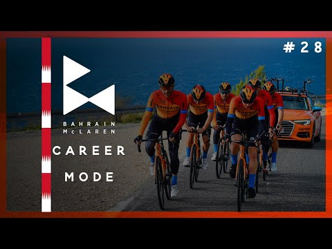 Pro Cycling Manager 2019 Career Mode : Team Bahrain McLaren #28 // 2020 DB