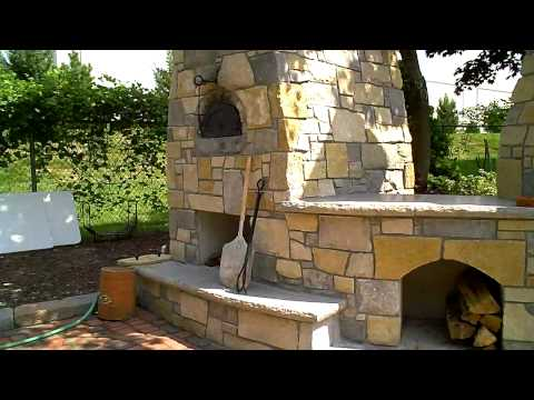 Firerock fireplace outdoor and brick oven how to save for Firerock fireplaces