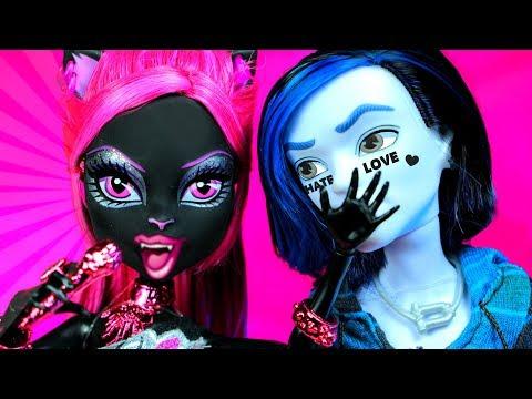Кэтти Нуар & Чпокер Face - Я МЕГА ЗВЕЗДА!