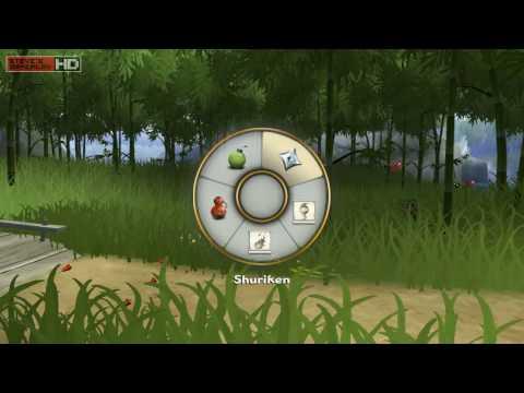 Mini Ninjas Gameplay HD