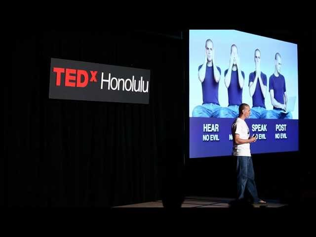 Faithfully Religionless: Timber Hawkeye at TEDxHonolulu 2012