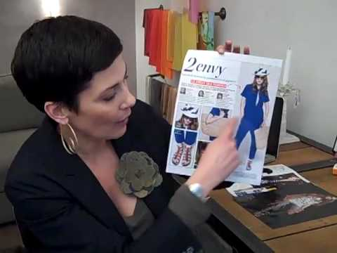 conseil de relooking par cristina cordula la combinaison youtube. Black Bedroom Furniture Sets. Home Design Ideas