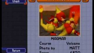 Pokemon Snap - Report Score All 63 Pictures - 306,040