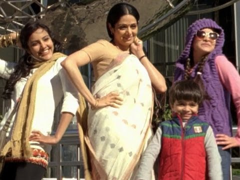 English Vinglish Song - Telugu - Title Track [Exclusive]