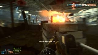 Face to face with Tunguska in Battlefield 4