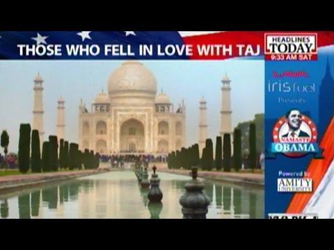 Remembering Bill Clinton's visit to Taj Mahal