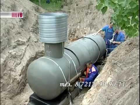 Газовое отопления частного дома своими руками