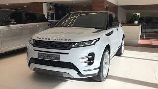 Our new Range Rover Evoque - First Edition