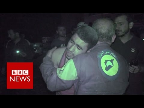 Syria conflict: Aleppo in 'catastrophic' state says UN - BBC News