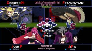 Recurring Void Effect (August, 16, 2019): Ddgreen94 vs Josh P & Frankentank vs JIP'd
